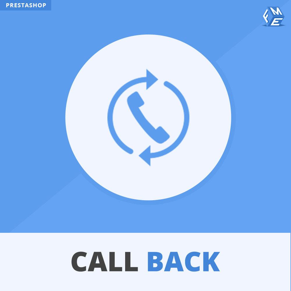 module - Wsparcie & Czat online - Oddzwonienie-ustalony i zmienny formularz oddzwaniania - 1