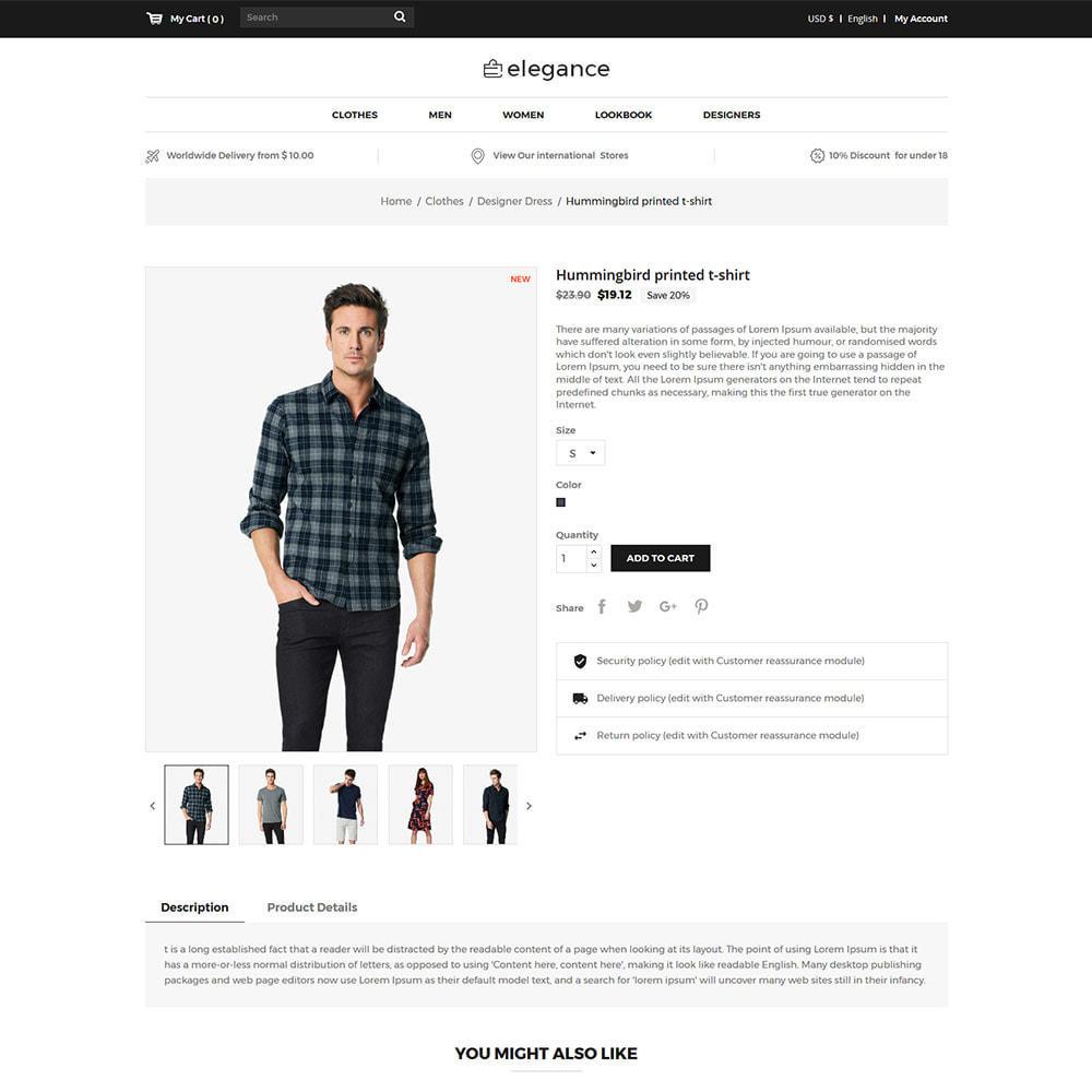theme - Mode & Schoenen - Elegance Fashion - Designer Watch  Accessories Store - 5