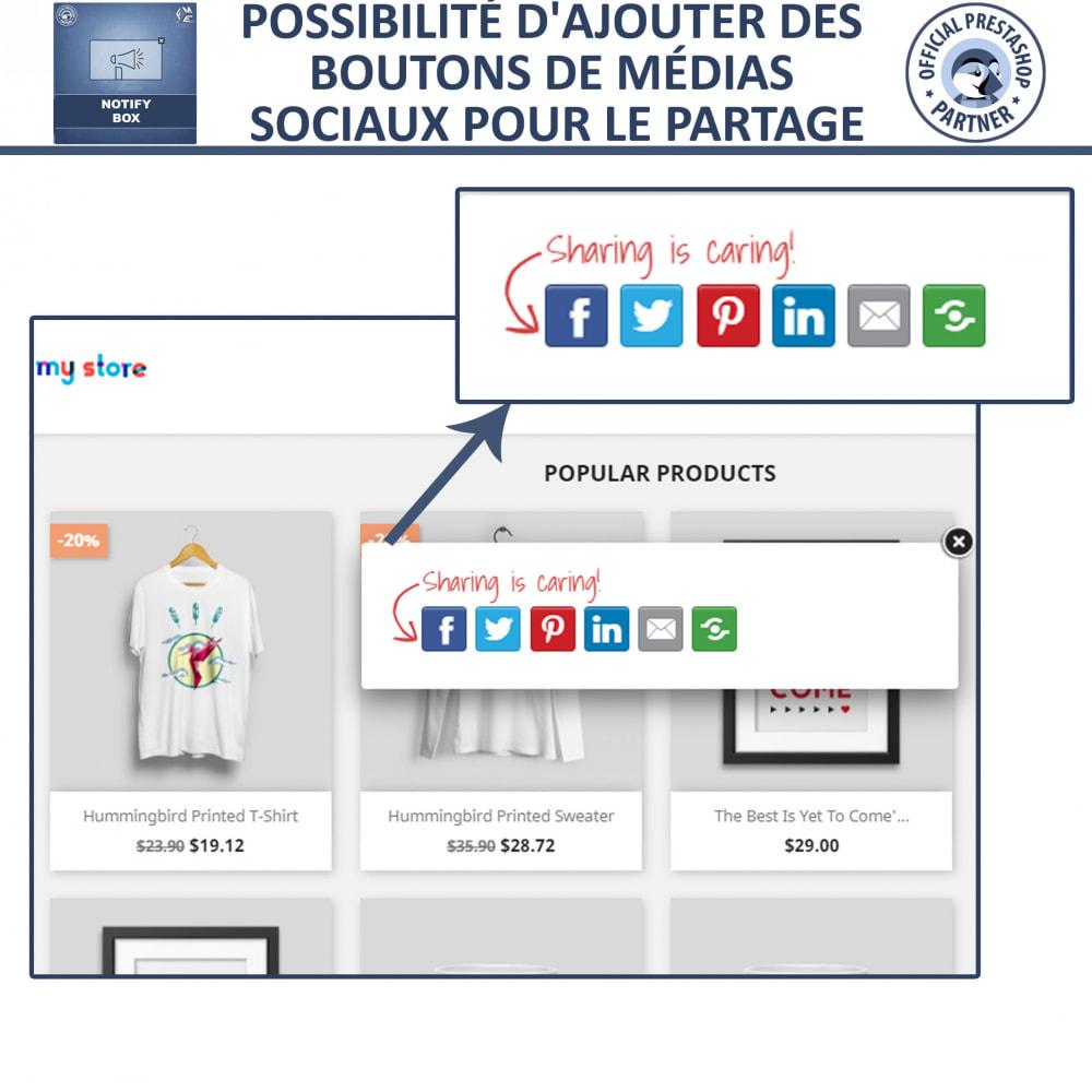 module - Pop-up - Popup Promo et Notification - 4