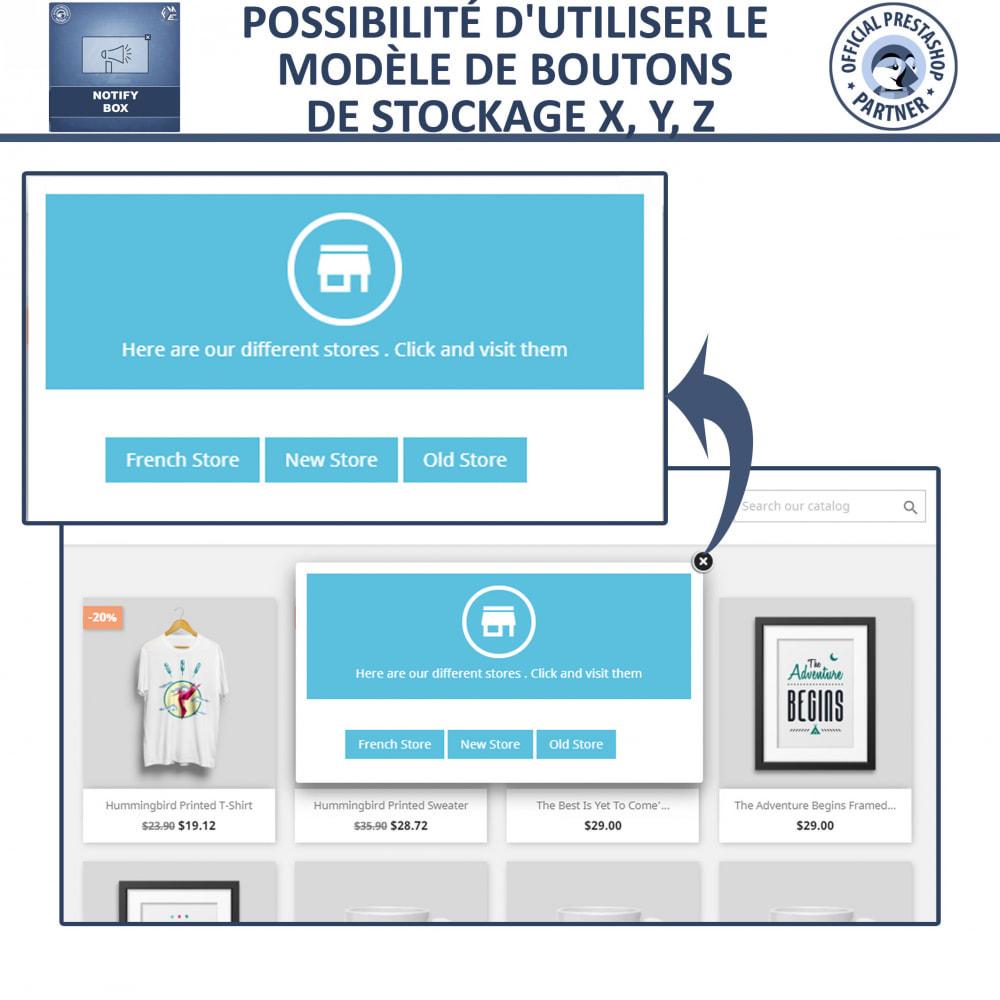 module - Pop-up - Popup Promo et Notification - 6