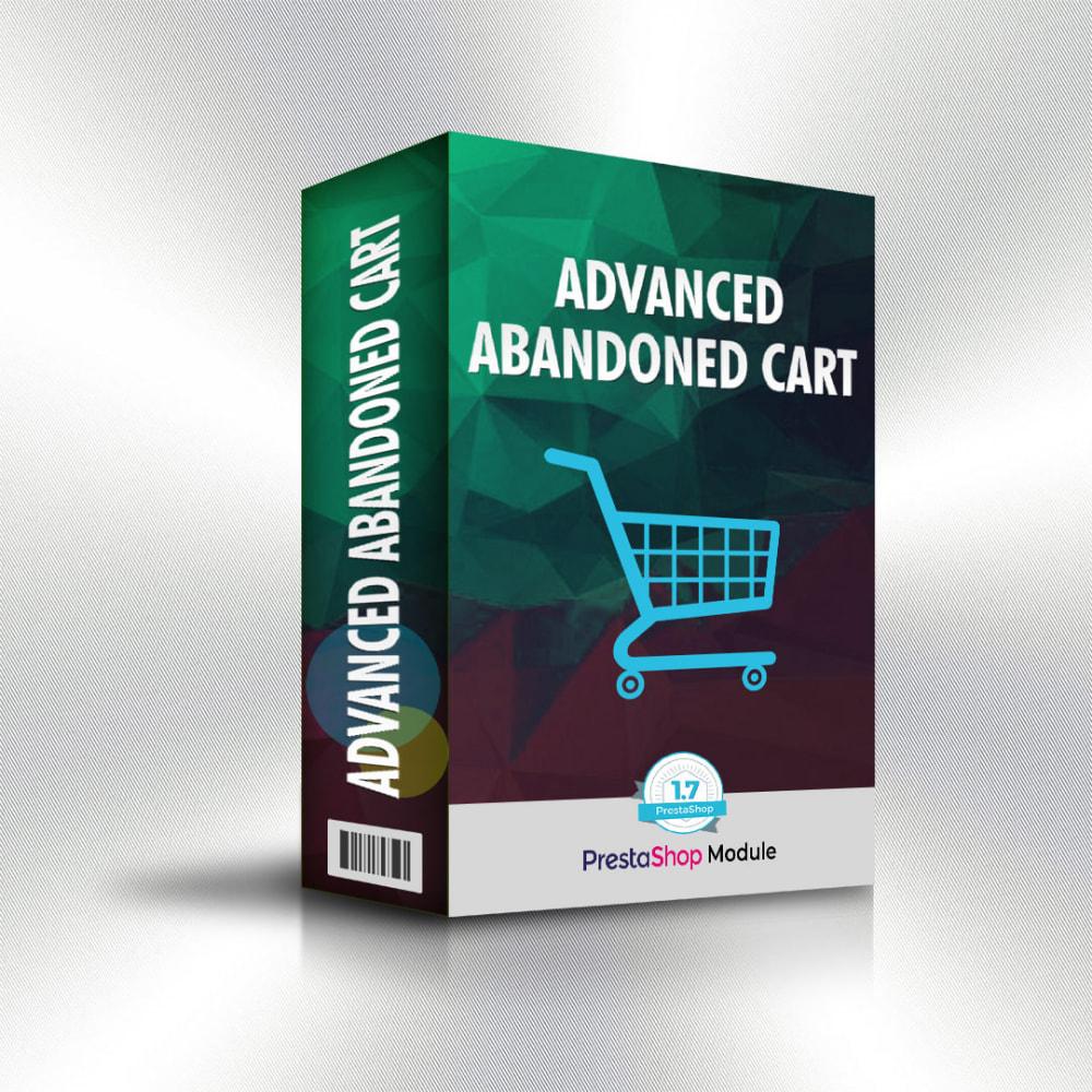module - Remarketing y Carritos abandonados - Advanced abandoned cart with analytics - 1