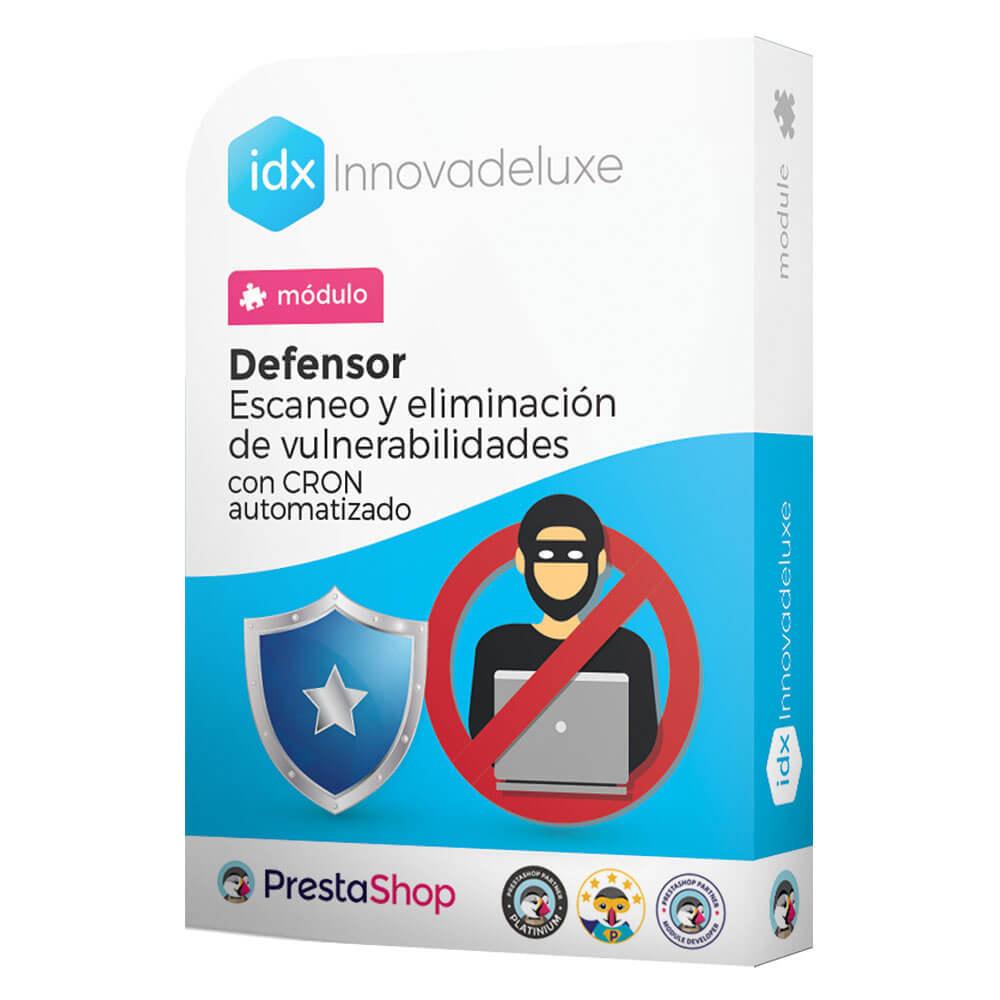 module - Administración del sitio - Eliminación de vulnerabilidades PHPUnit y XsamXadoo - 1