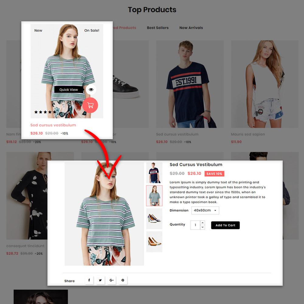 theme - Moda & Calzature - Rozzy Fashion Store - 8