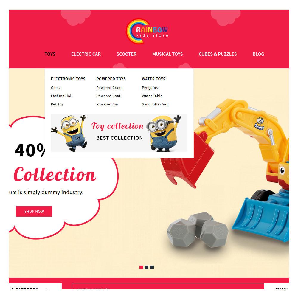 theme - Zabawki & Artykuły dziecięce - Rainbow Kids & Toys Store - 8