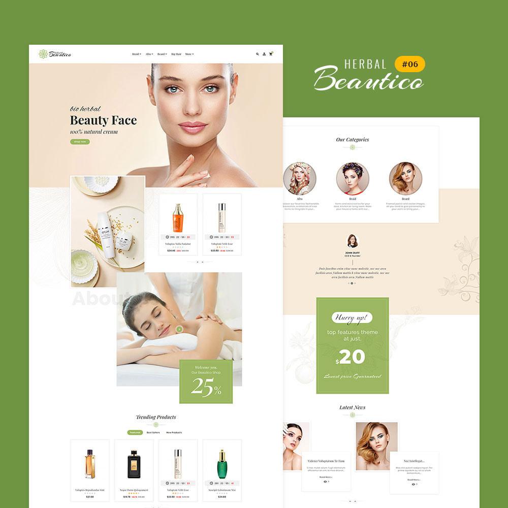 theme - Salud y Belleza - Beautico - Beauty & Cosmetics - 7
