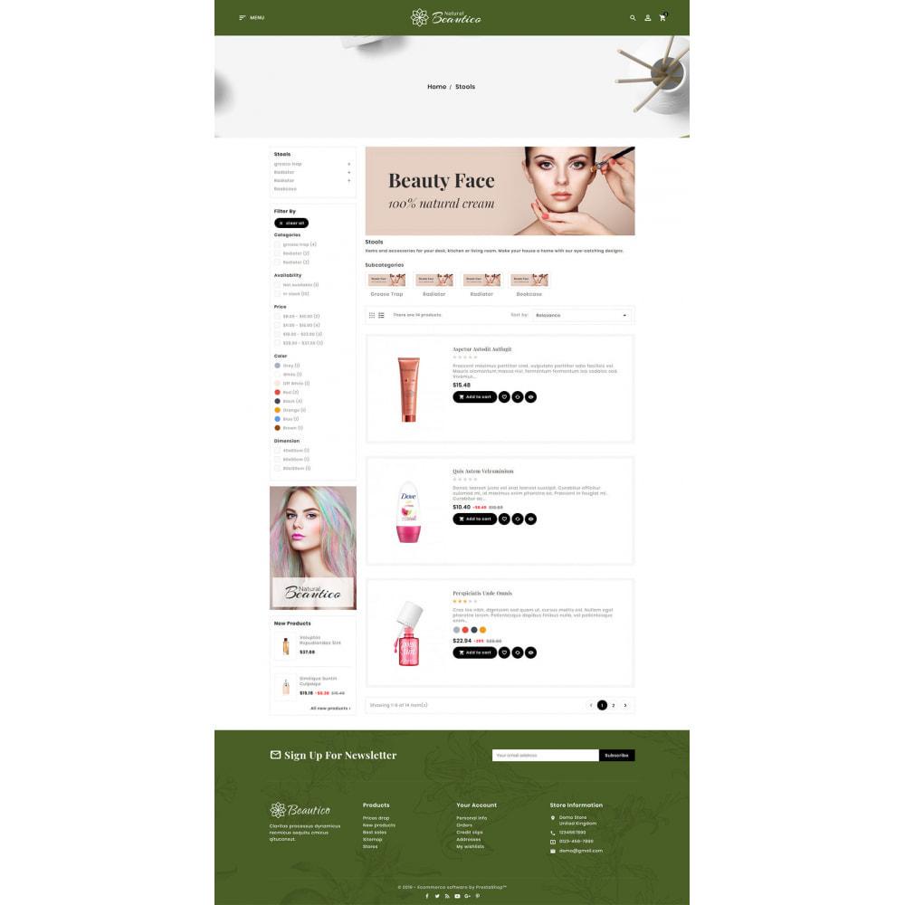 theme - Salud y Belleza - Beautico - Beauty & Cosmetics - 9