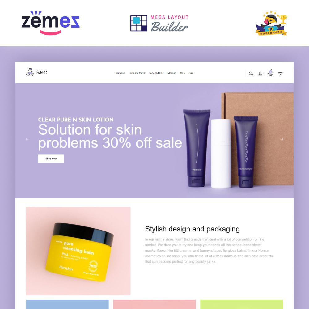 theme - Gesundheit & Schönheit - Fumeo - Korean Beauty Store - 1