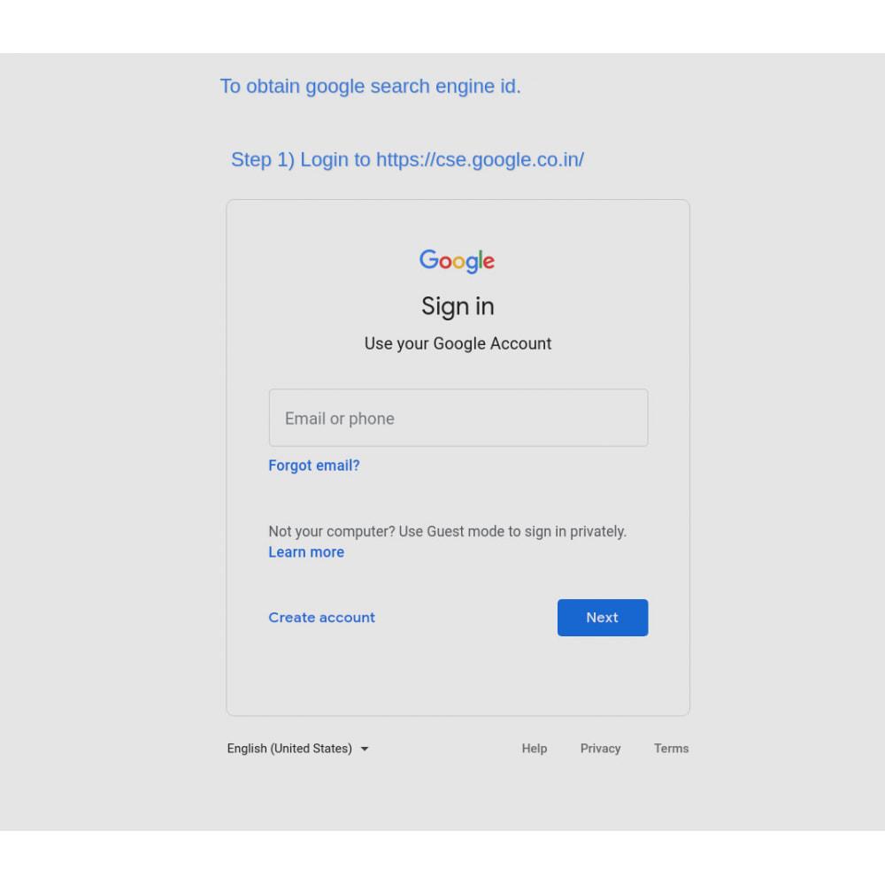 module - SEO (Indicizzazione naturale) - Google Custom Search Engine Pro - 7