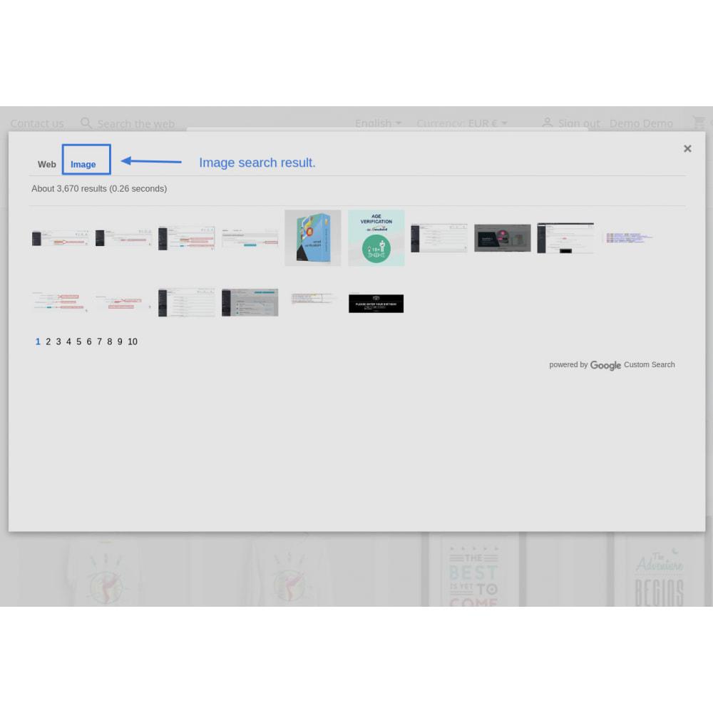module - SEO (Indicizzazione naturale) - Google Custom Search Engine Pro - 17