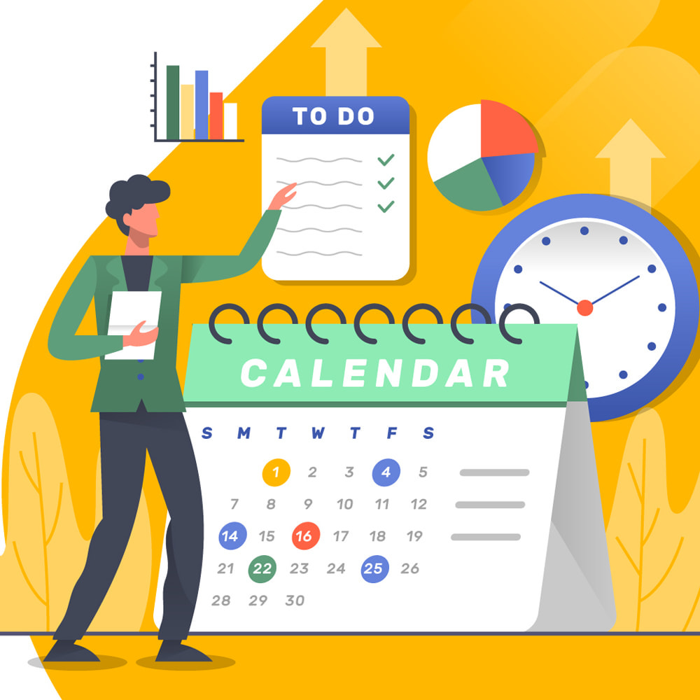 other - Calendrier e-Commerce - Calendrier e-commerce 2020 ESPAGNE - 1