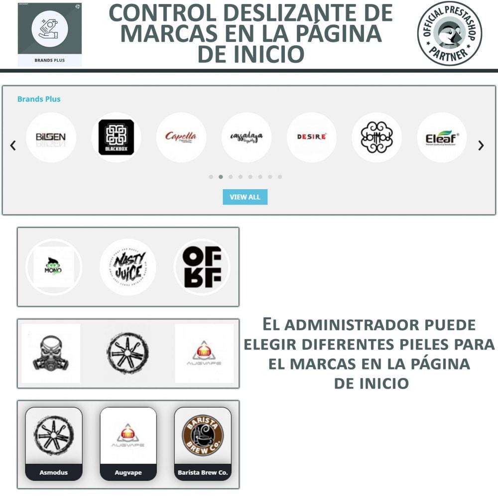 module - Marcas y Fabricantes - Marcas Plus - Marcas y carrusel del fabricante - 3