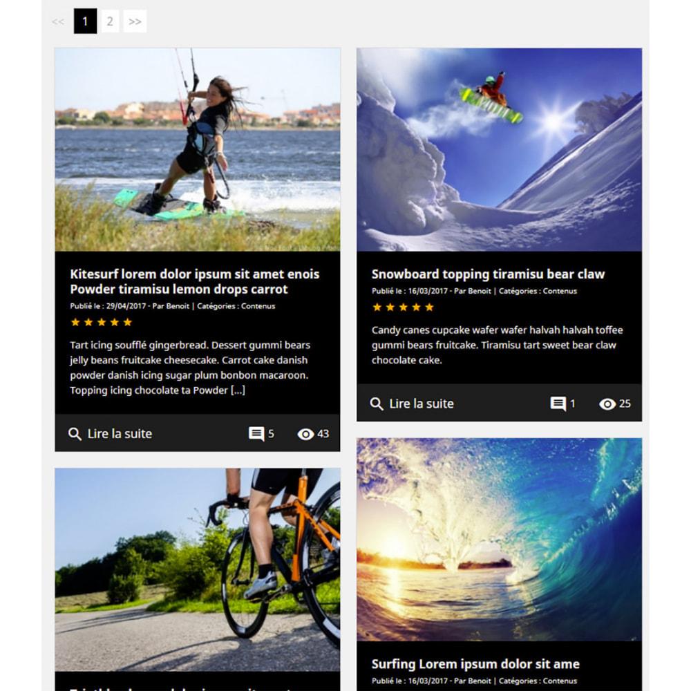 module - Blog, Forum & Actualités - Prestablog : un blog professionnel pour votre boutique - 10