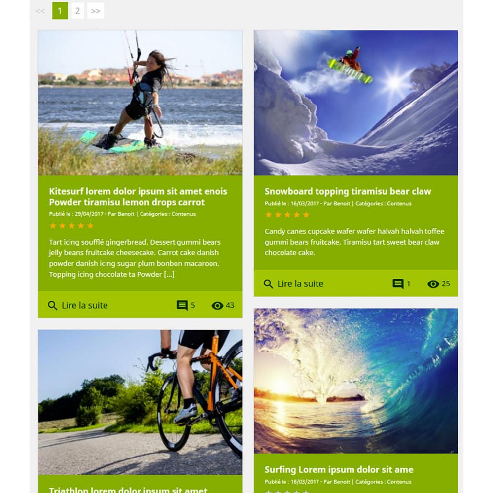 module - Blog, Forum & Actualités - Prestablog : un blog professionnel pour votre boutique - 12