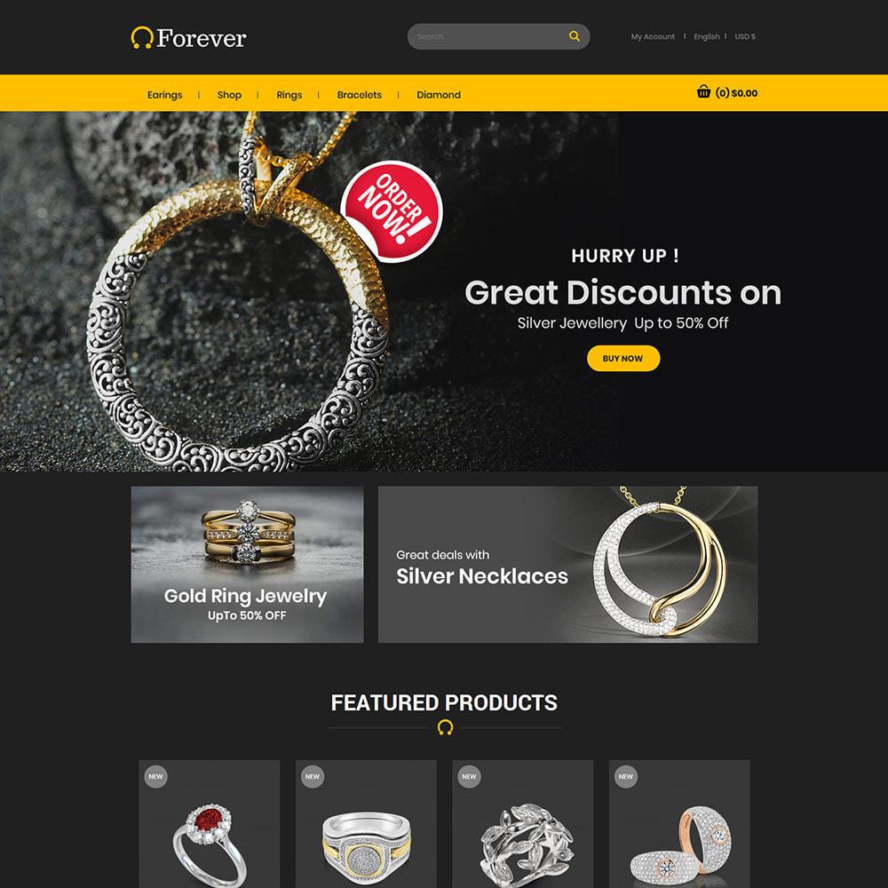 theme - Ювелирные изделия и Аксессуары - Золотые украшения - Алмазный магазин драгоценных камней - 3