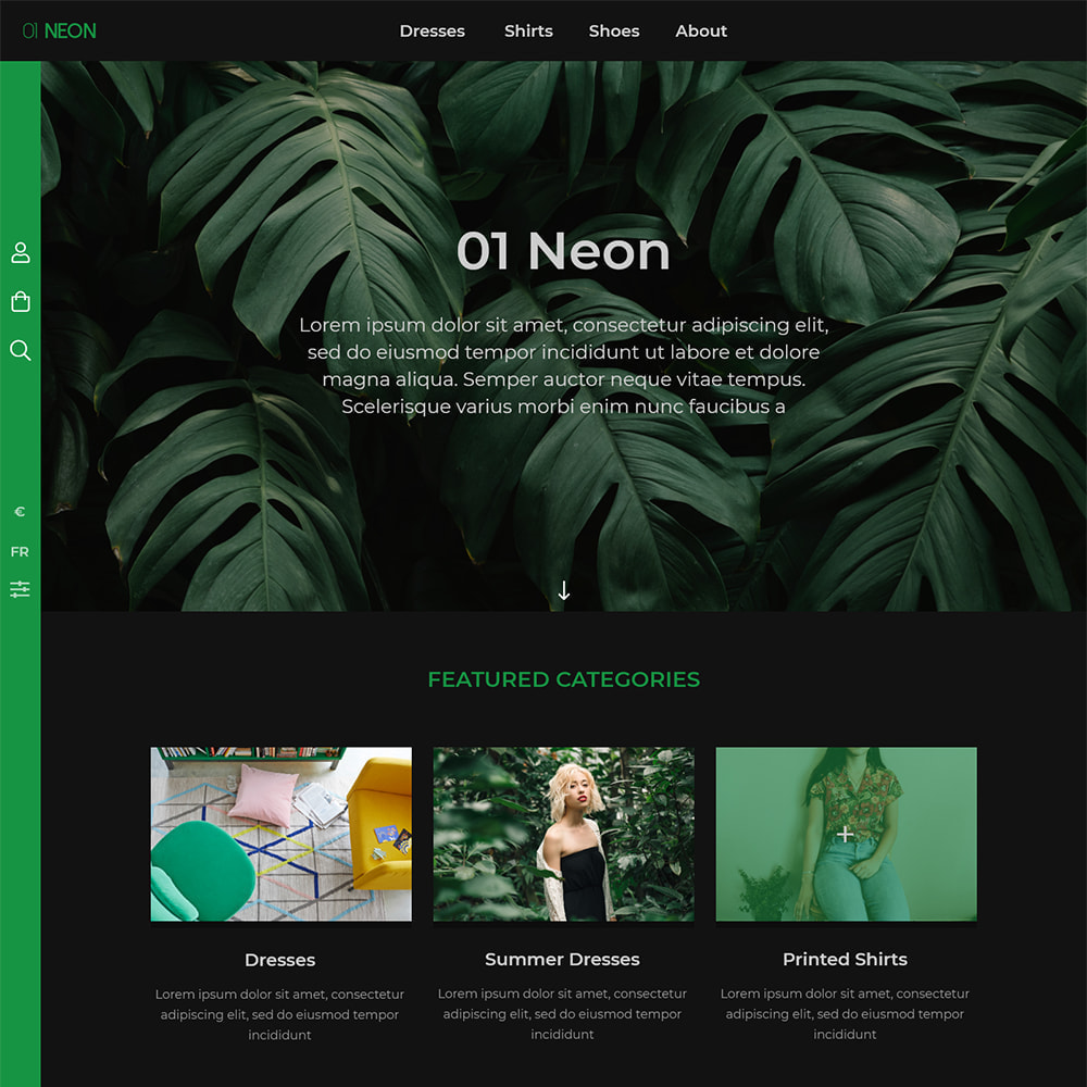 theme - Fashion & Shoes - 01 Neon - 8