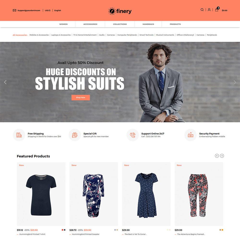 theme - Мода и обувь - Дизайнерская сумка - магазин модной женской одежды - 3