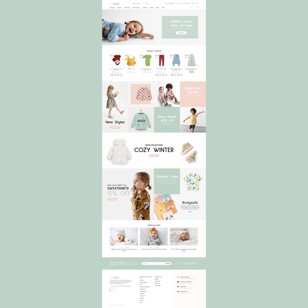 theme - Bambini & Giocattoli - Bambika - Kids' Apparel Store - 3
