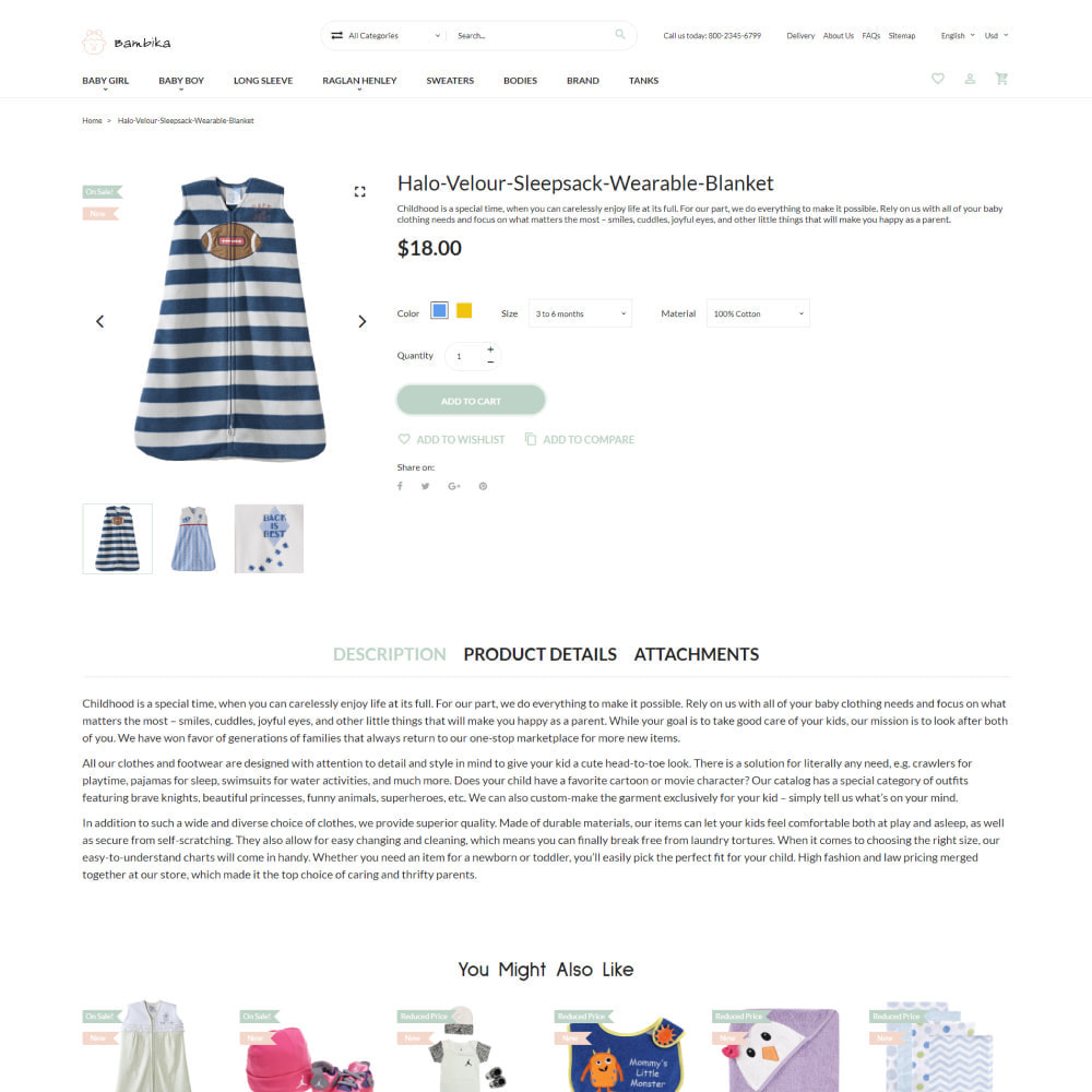 theme - Bambini & Giocattoli - Bambika - Kids' Apparel Store - 6