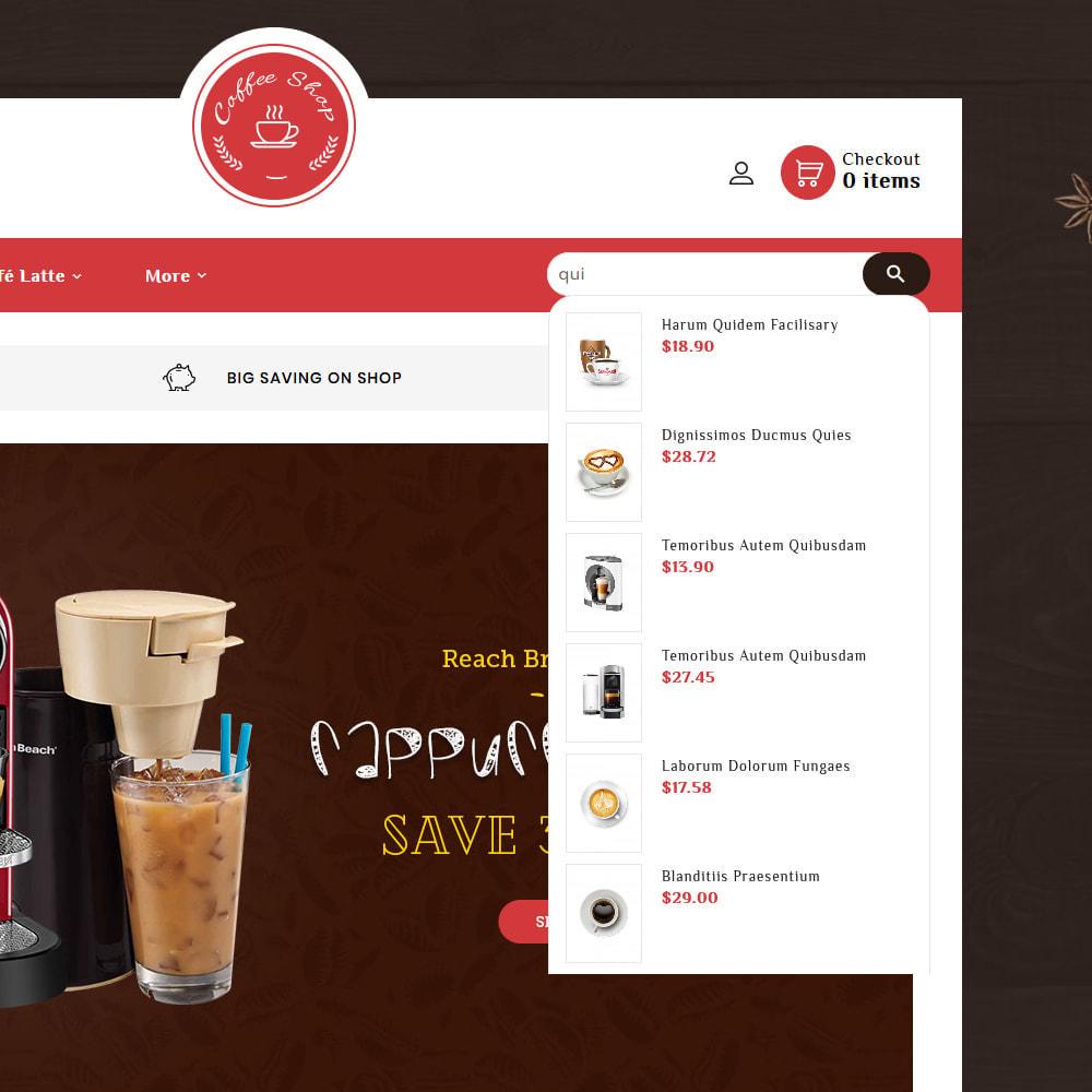 theme - Cibo & Ristorazione - Dessert - Cake & Coffee Store - 11
