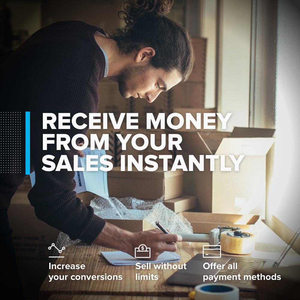 module - Zahlung per Kreditkarte oder Wallet - Mercado Pago - 1