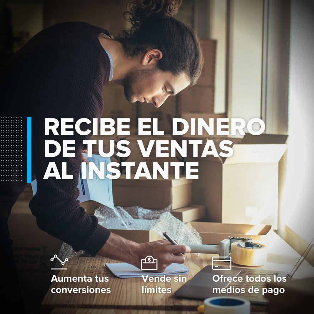 module - Pago con Tarjeta o Carteras digitales - Mercado Pago - 1