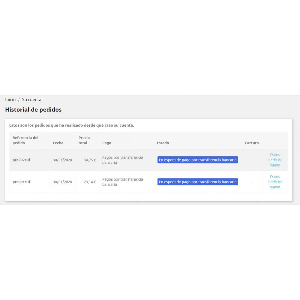 module - Gestión de Pedidos - Personalizar referencia pedido - 3