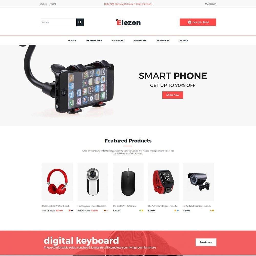 theme - Electronics & Computers - Mobile Electronics - Digital Drone Store - 2