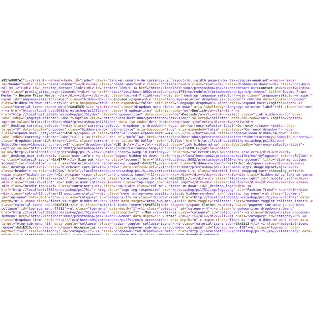 module - Website Performance - Minify HTML, CSS & JS Pro - 4