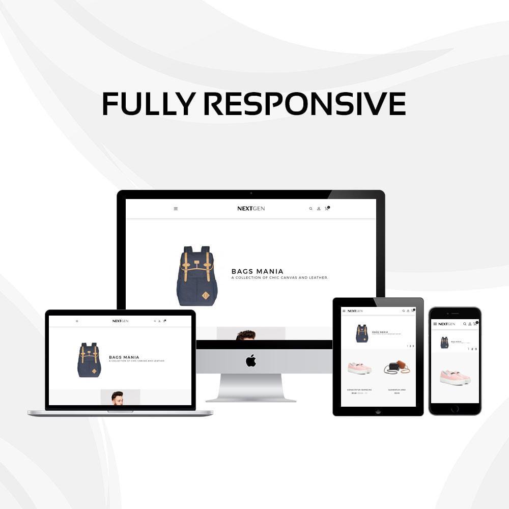 theme - Fashion & Shoes - Nextgen - The Fashion Store - 2