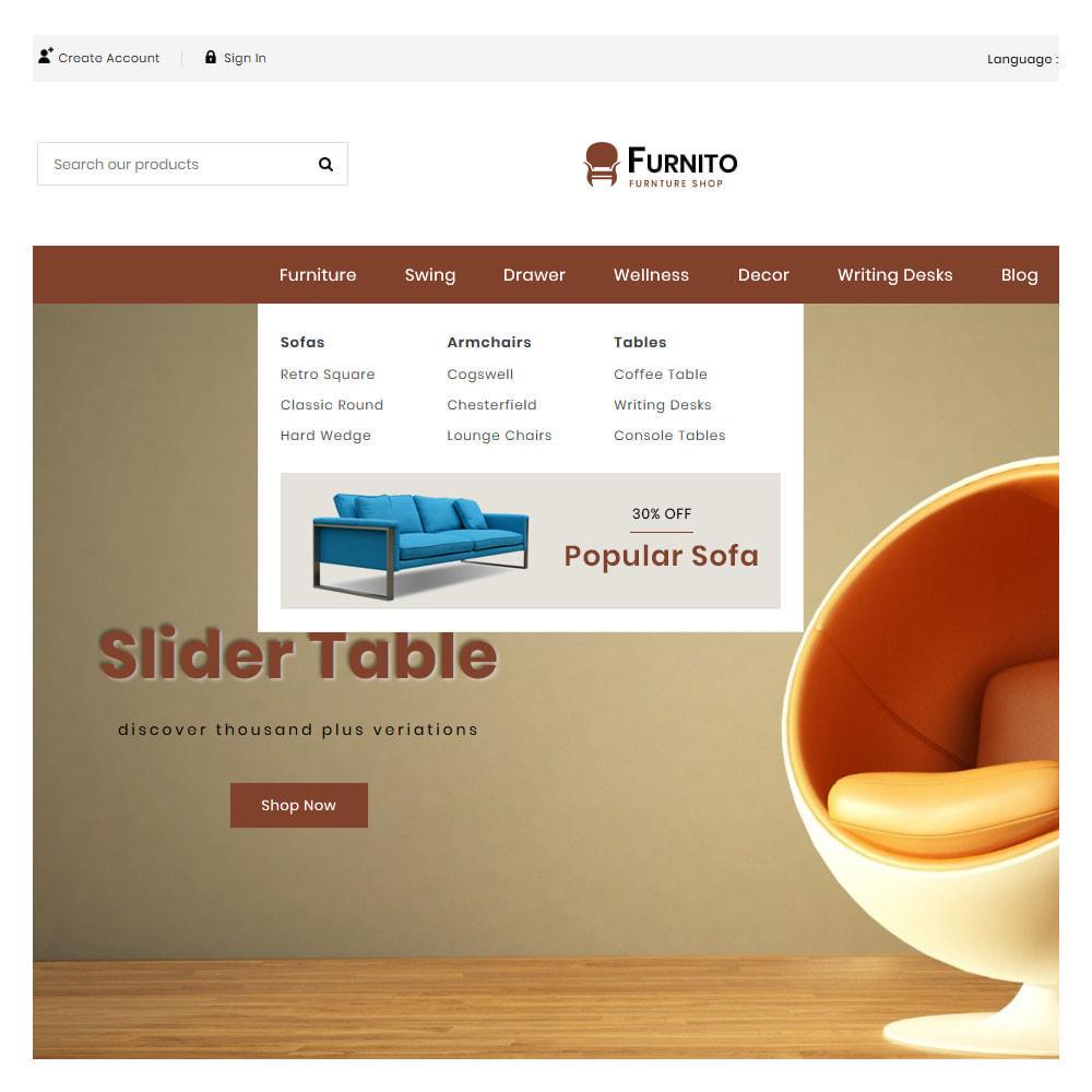 theme - Home & Garden - Furnito Furniture & Home Shop - 8