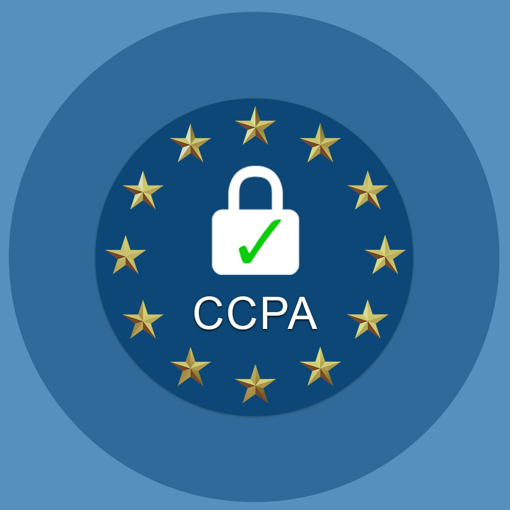 module - Security & Access - California Consumer Privacy Act (CCPA) - 1