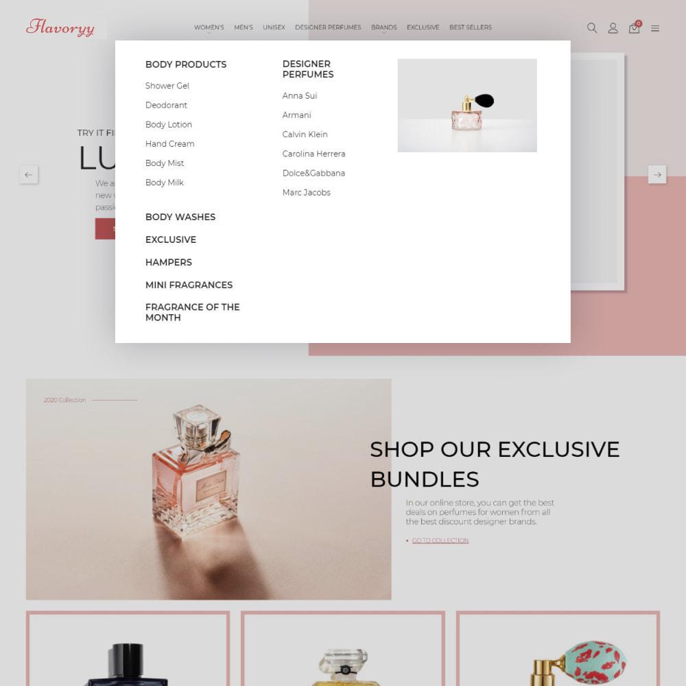 theme - Здоровье и красота - Flavoryy - Perfume Shop - 5