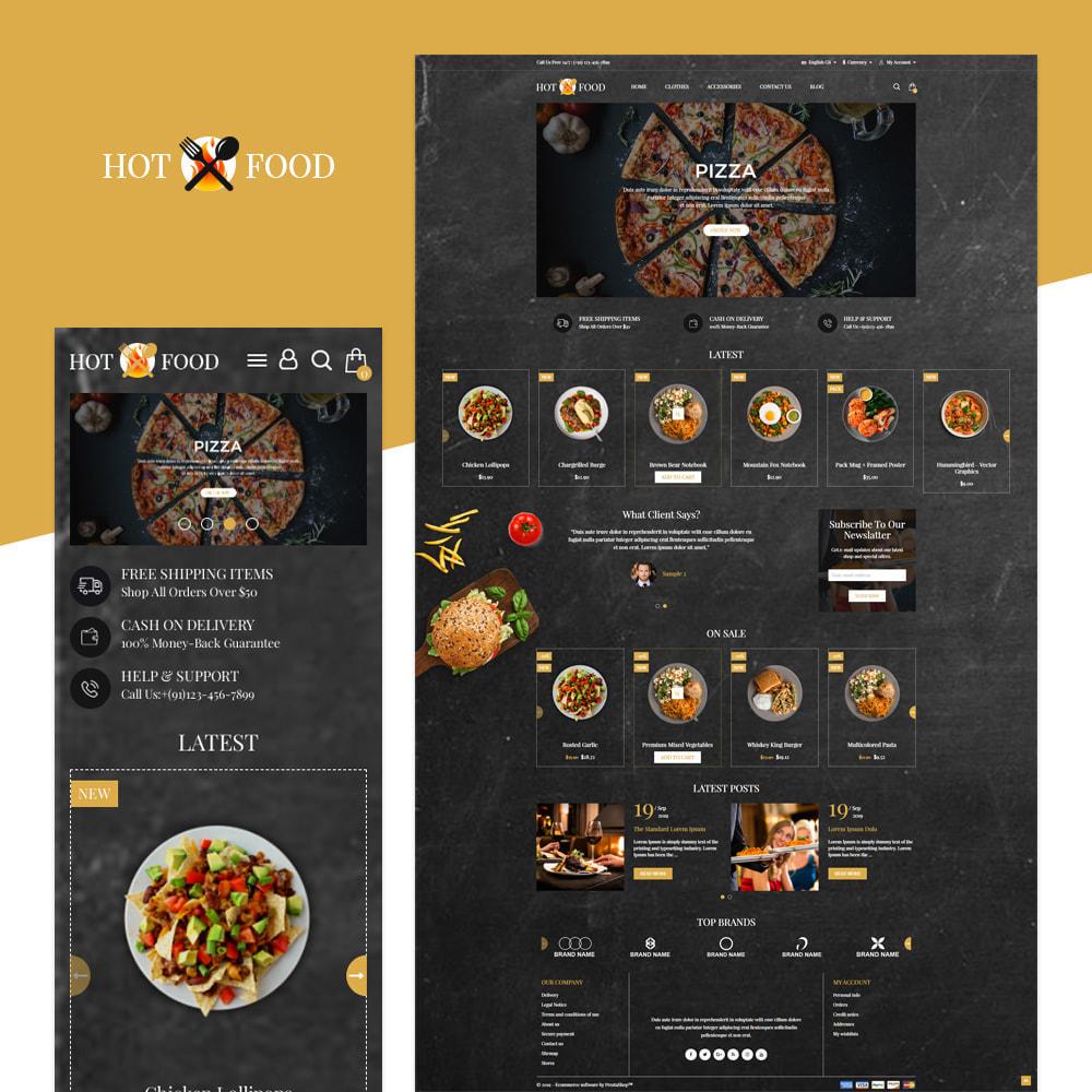 theme - Alimentos & Restaurantes - Alimentos - Loja Responsiva - 1