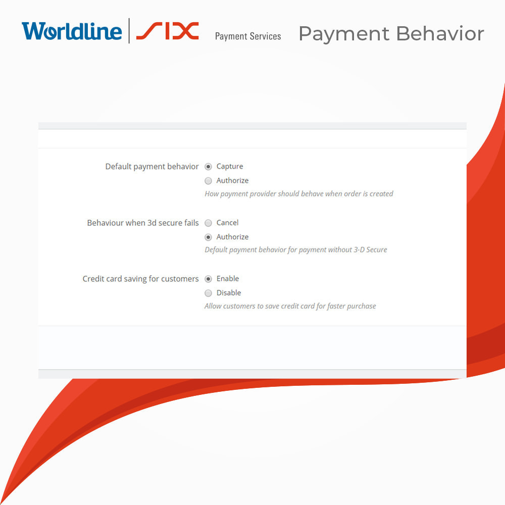 module - Creditcardbetaling of Walletbetaling - Saferpay -  Payment Solution - 4