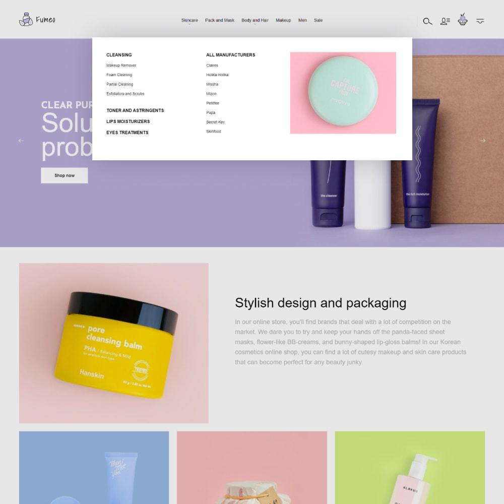 theme - Salud y Belleza - Fumeo - Korean Beauty Store - 7