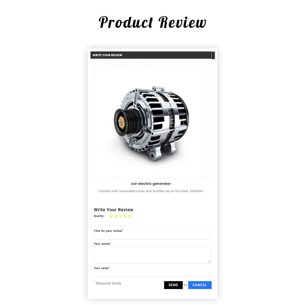 theme - Automotive & Cars - Autopart - Eccom Store - 5