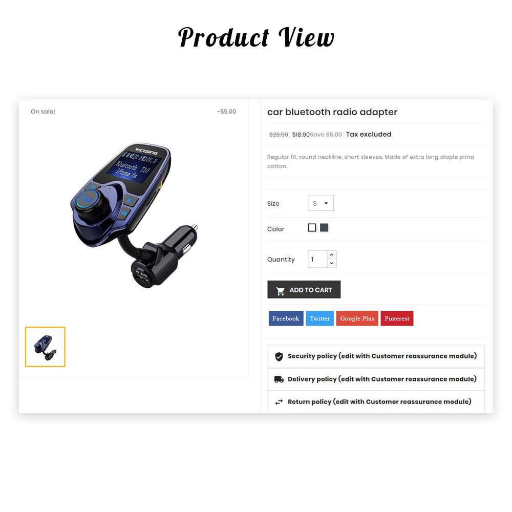 theme - Automotive & Cars - Rapid AutoPart Store - 6