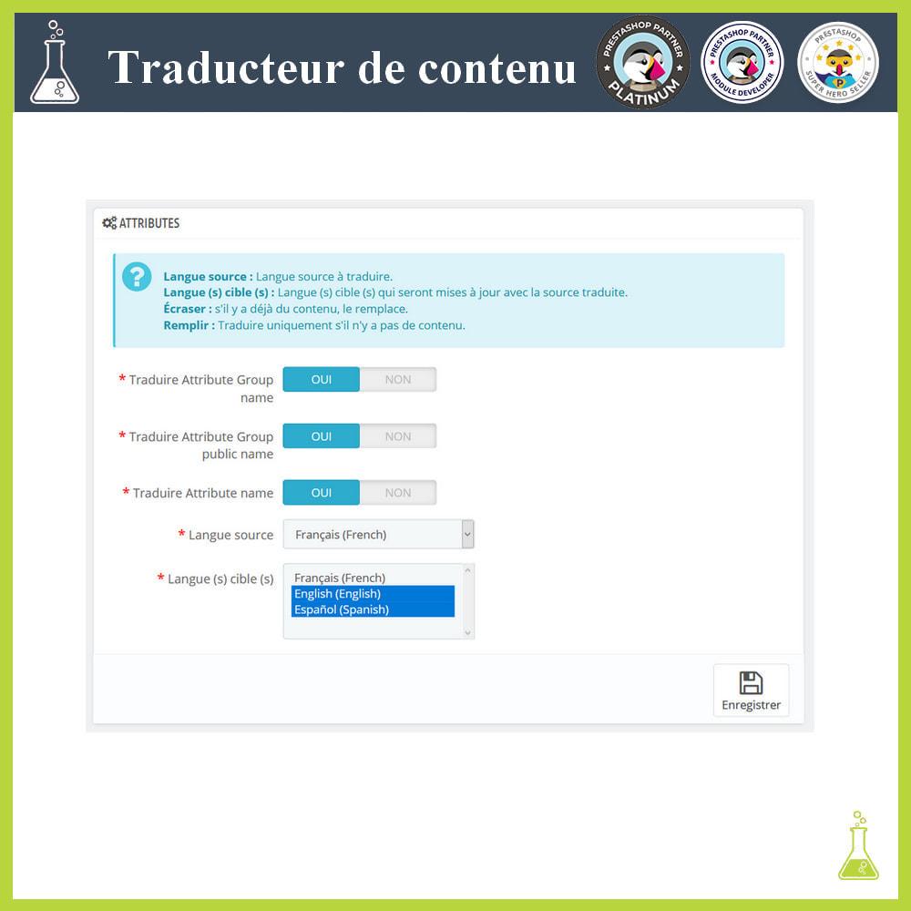 module - International & Localisation - Traducteur de contenu avancé - 4