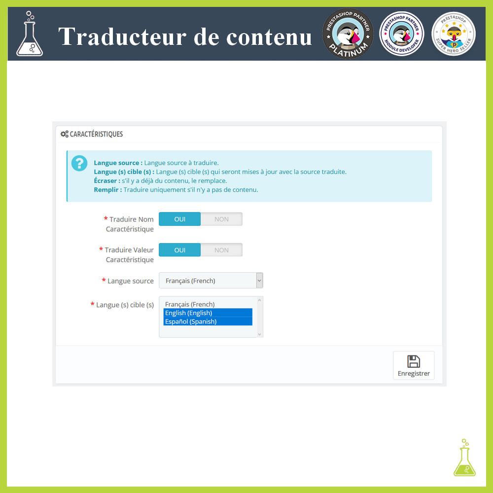 module - International & Localisation - Traducteur de contenu avancé - 5