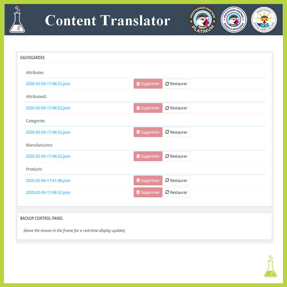 module - Internationalisierung & Lokalisierung - Advanced content translator - 10