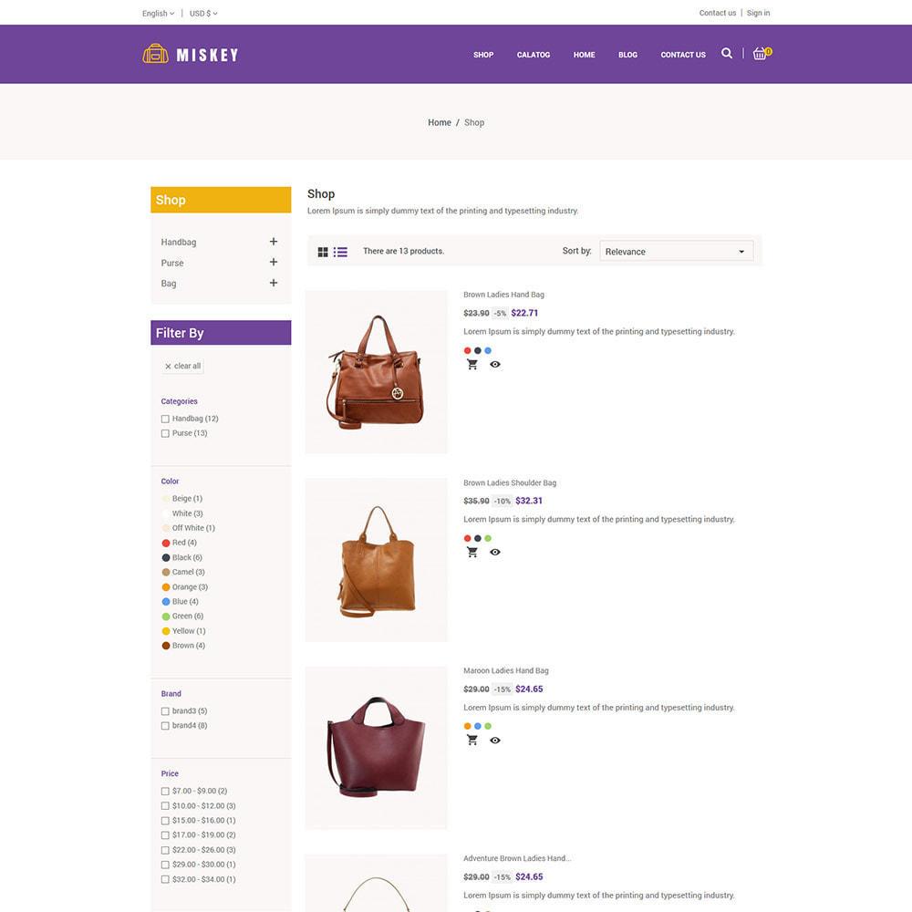 theme - Mode & Schuhe - Women  Bag - Designer Fashion Accessories Store - 4