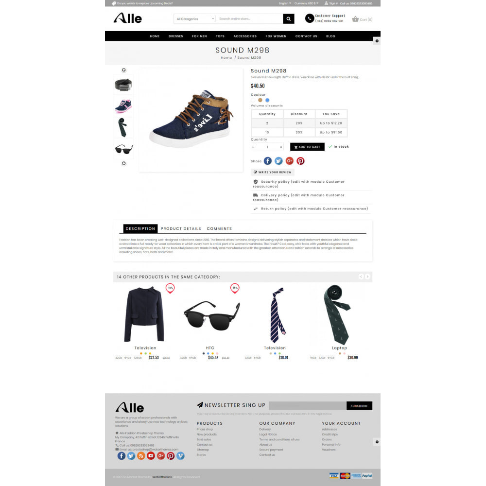 theme - Mode & Schuhe - The Alle Fashion Store - 5