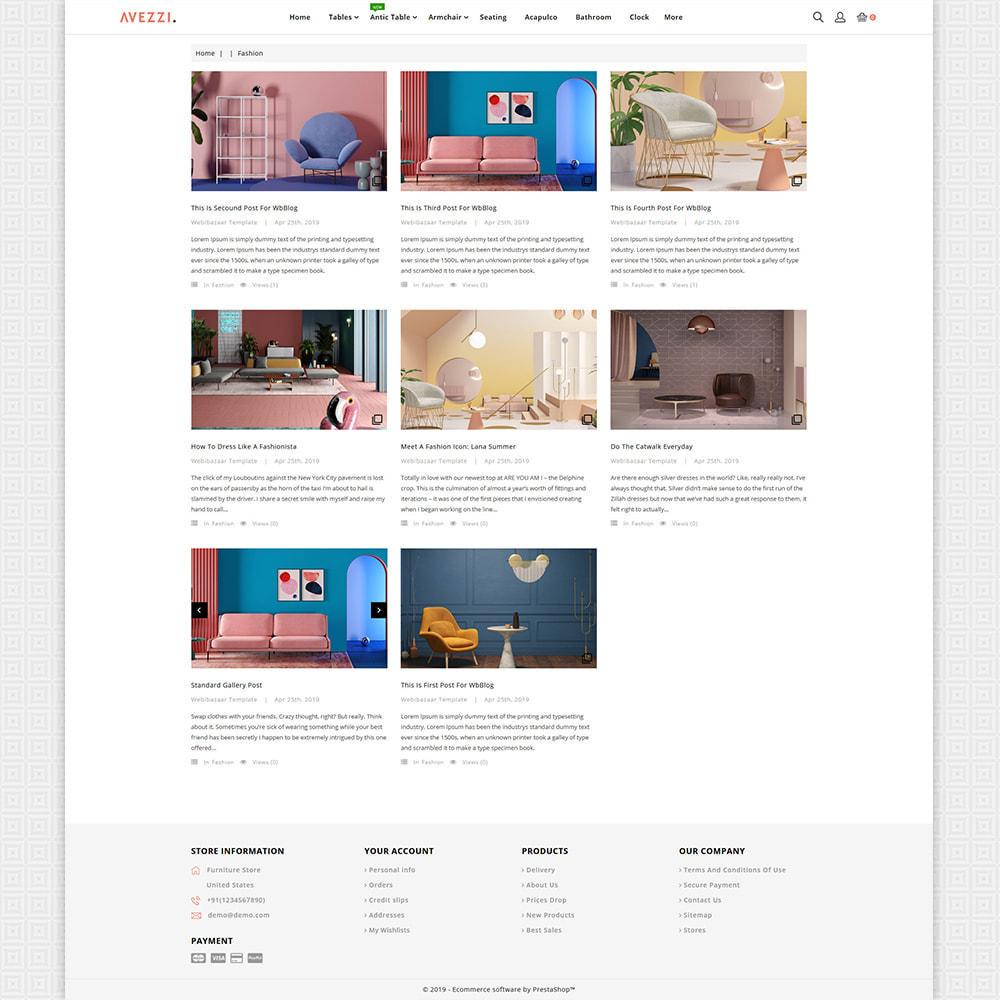 theme - Dom & Ogród - Avezzi - The Furniture Store - 5