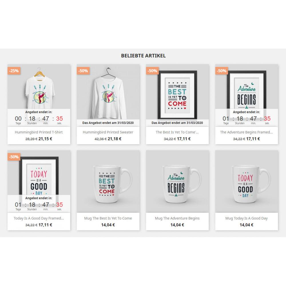 module - Flash & Private Sales - Produkt Countdown PRO - 5