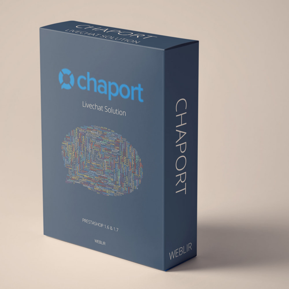 module - Supporto & Chat online - Chaport - Free Live Chat - 1