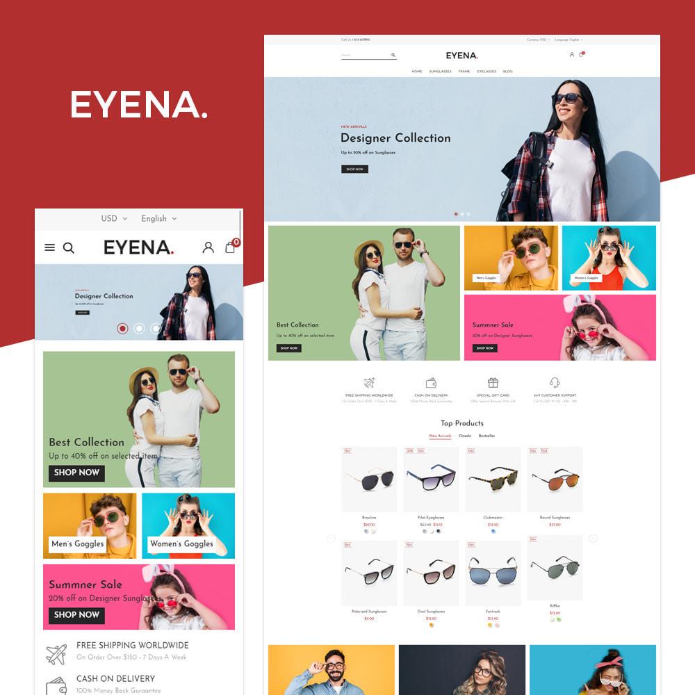 theme - Moda & Obuwie - Eyena Goggles Store - 1