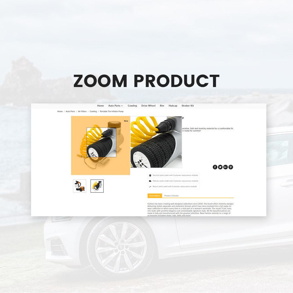 theme - Auto's & Motoren - Autoric – Autopart and Tools Super Store - 6