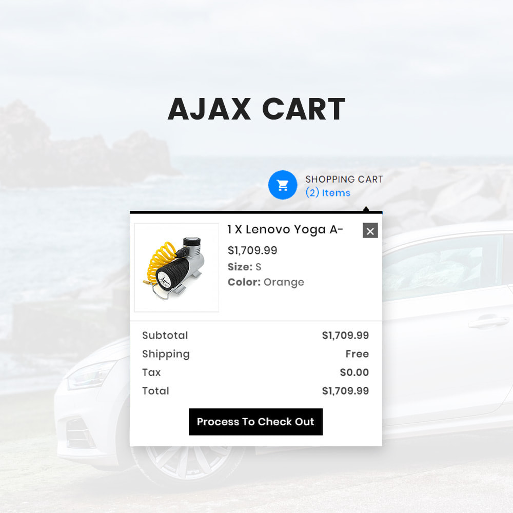 theme - Auto's & Motoren - Autoric – Autopart and Tools Super Store - 7