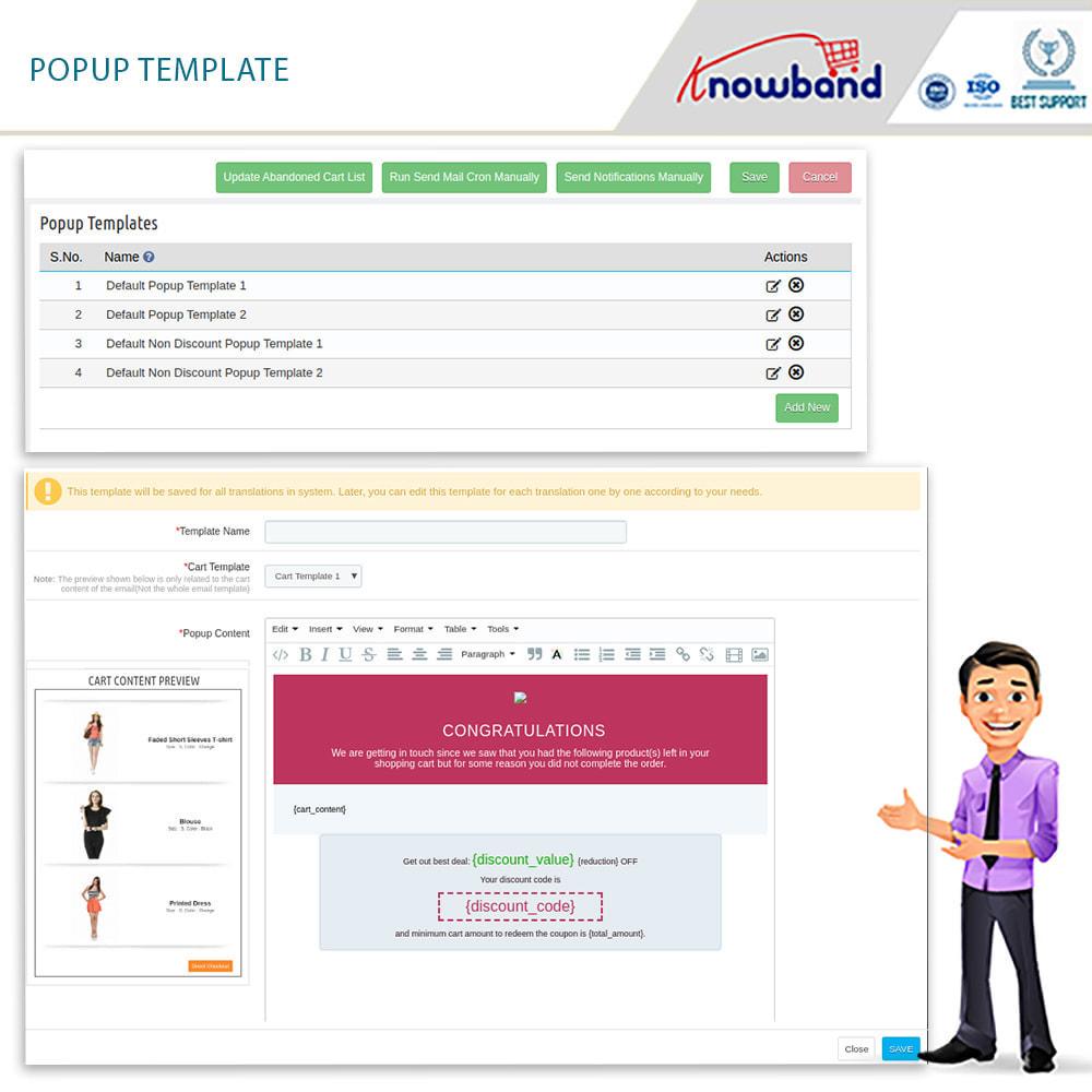 module - Remarketing & Warenkorbabbrüche - Erinnerer für stehengelassene Einkaufswagen(smart) - 12