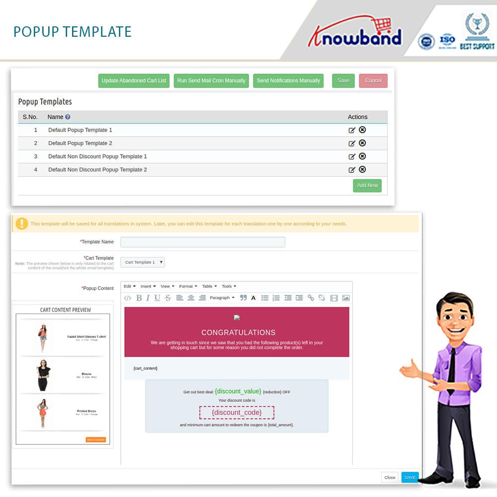 module - Remarketing & Warenkorbabbrüche - Erinnerer für stehengelassene Einkaufswagen(smart) - 13